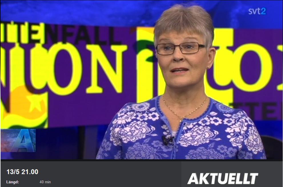 Maud Olofssons dåliga medieframträdande