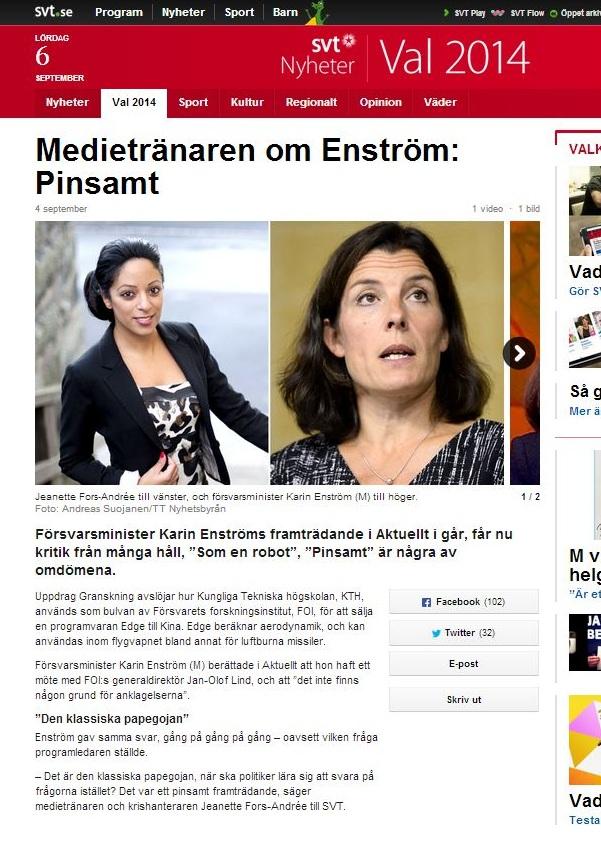 Krisexpert Jeanette Fors-Andrée